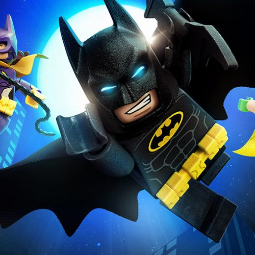 The LEGO Batman Movie gets an IMAX poster