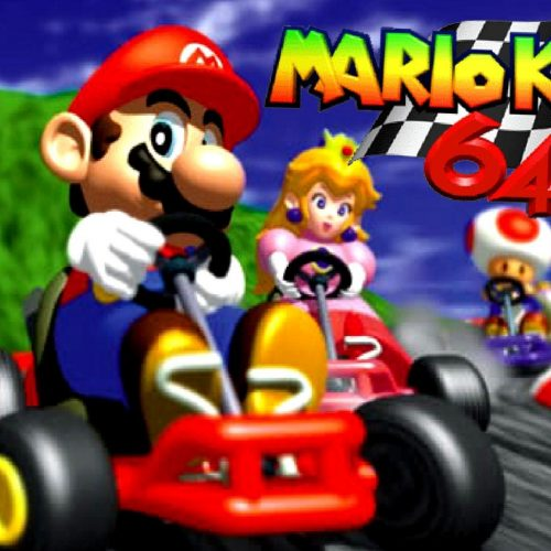 Mario Kart 64 speeds onto Wii U Virtual Console