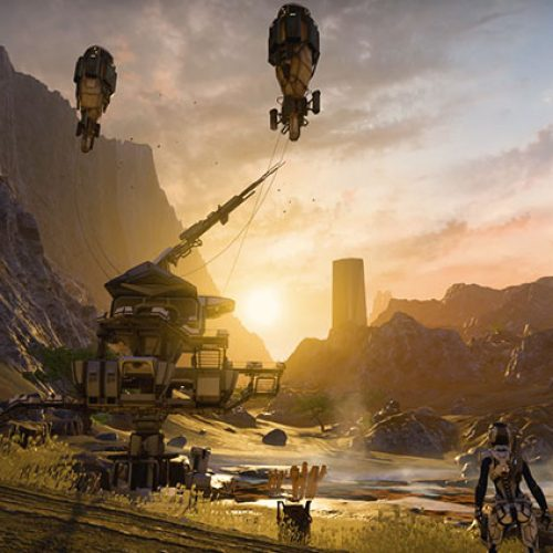 Fight for a new home with the new gameplay trailer for 'Mass Effect: Andromeda'