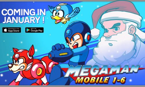 Hey look, it's another Mega Man port… for mobile devices