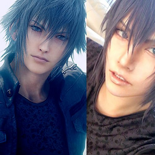 Cosplayer Rui is a spitting image of Final Fantasy XV's Noctis
