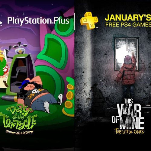 PlayStation Plus members are not happy with January's free games