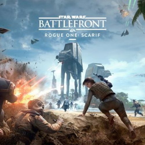 Star Wars Battlefront's new DLC, Rogue One: Scarif, trailer