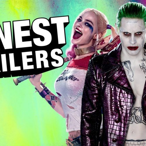 Suicide Squad gets an Honest Trailer