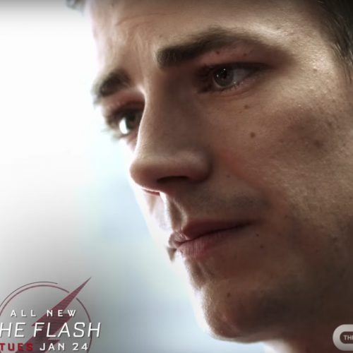 Barry plans to alter future in new The Flash trailer