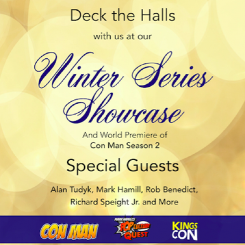 Comic-Con HQ Winter Series Showcase has a lot to offer