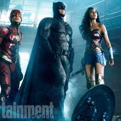 New photo from the Justice League film