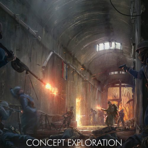 """EA and DICE tease upcoming DLC """"They Shall Not Pass"""" for Battlefield 1"""
