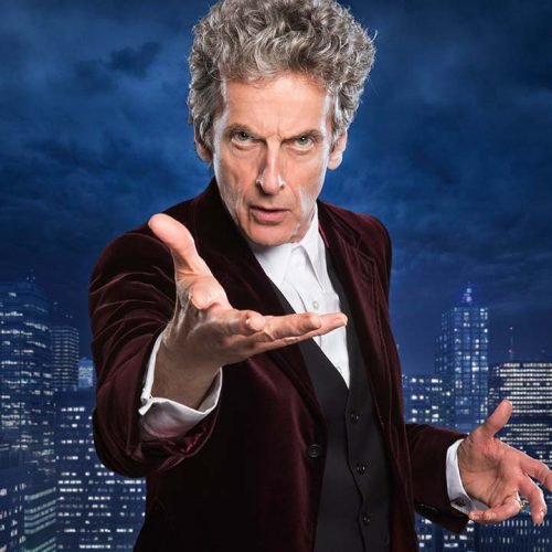 New images from the Doctor Who Christmas Special!