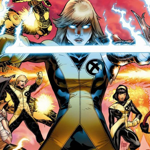Upcoming New Mutants film project envisioned as trilogy