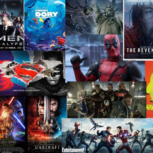 Deadpool leads the pack as most pirated film of 2016