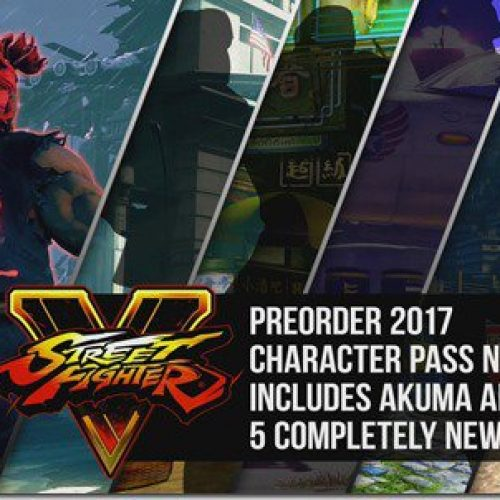 Street Fighter V will have Akuma and five new characters for season 2