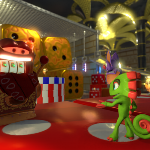 'Yooka-Laylee' releases on April 11, 2017; Wii U version cancelled