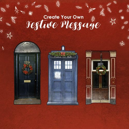 Create your own BBC #Oneness Christmas message