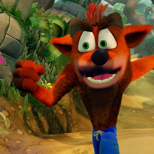 Crash Bandicoot returns in the 'N. Sane Trilogy' on PS4
