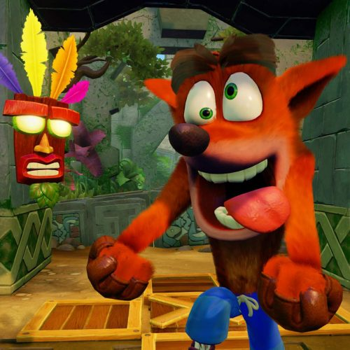 Crash Bandicoot N.Sane Trilogy is everything you loved about the original games