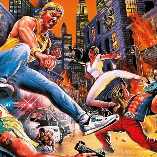 A Streets of Rage and Altered Beast movie? Sign us up!