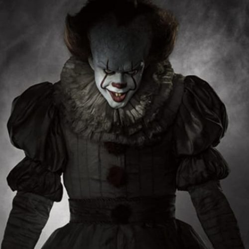 New Photo of Pennywise the Clown in 2017's 'It'