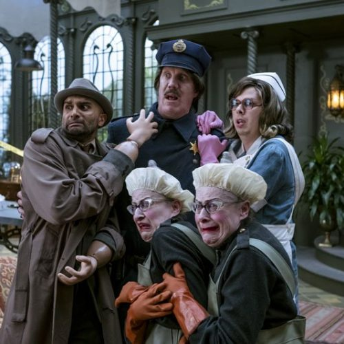 New images and promos for A Series of Unfortunate Events