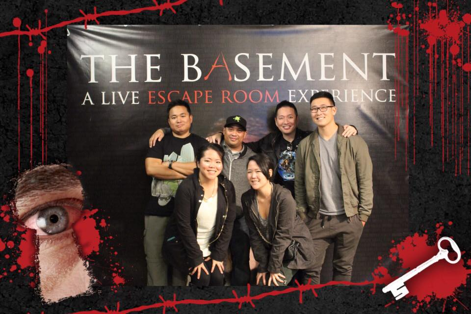 Charming The Basement La Part - 14: Escape Rooms Have Been Getting Really Popular Worldwide, With Many Popping  Up All Over Southern California. Imagine Yourself In A Real-life Video Game  Where ...