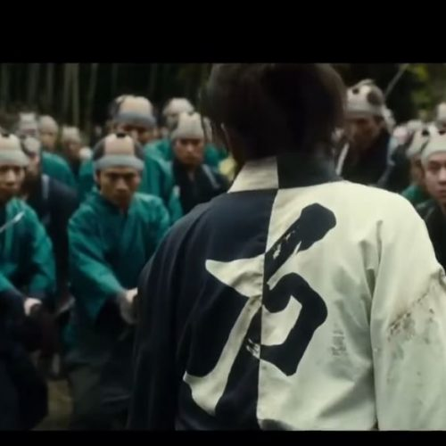 Blade of the Immortal live-action teaser trailer