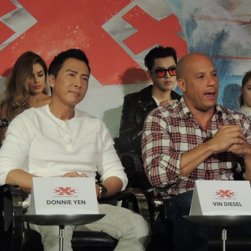 Vin Diesel wants you to have fun watching xXx: Return of Xander Cage