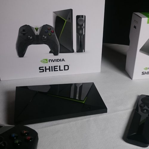 Here's a close look at the new and improved Nvidia Shield