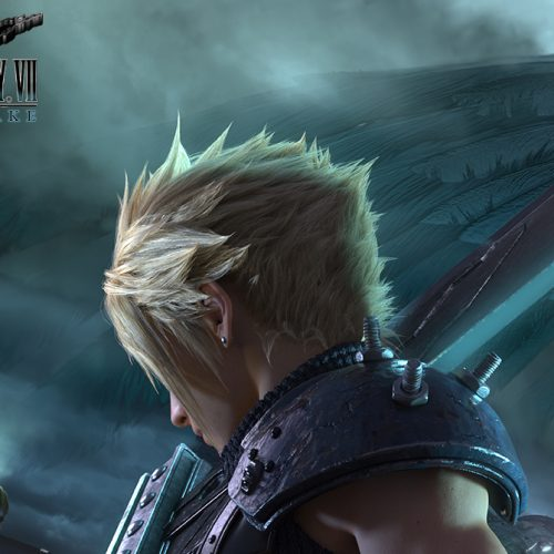 New art released for Final Fantasy VII Remake