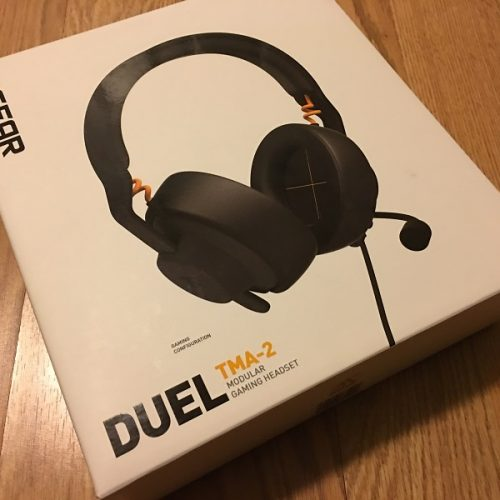 Fnatic Duel TMA-2 headset review
