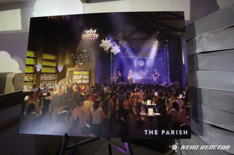 House of blues shows off bigger and flashier venue in - House of blues anaheim garden walk ...