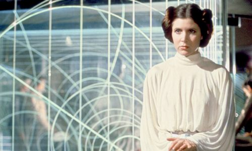Lucasfilm says Carrie Fisher won't return to Star Wars films in CGI form