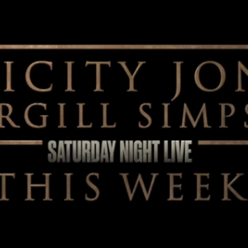 Felicity Jones' SNL promo features her support team of stormtroopers