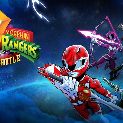 Saban's Mighty Morphin Power Rangers: Mega Battle Review (PS4)