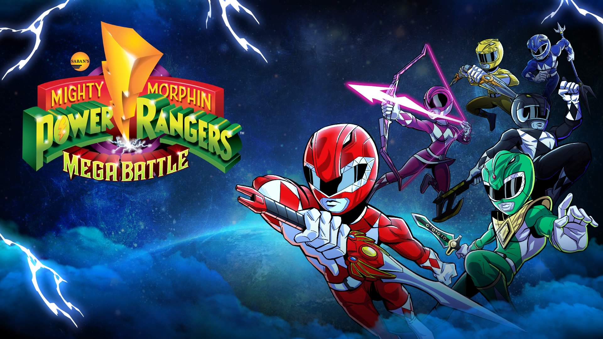 02b78379c Zordon summons 5 teenagers with attitude to become the Mighty Morphin Power  Rangers.