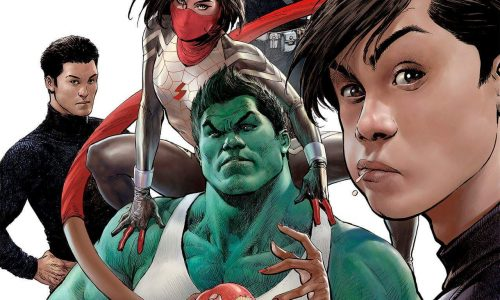 'Totally Awesome Hulk' comic series pairs Hulk with Marvel Asian heroes