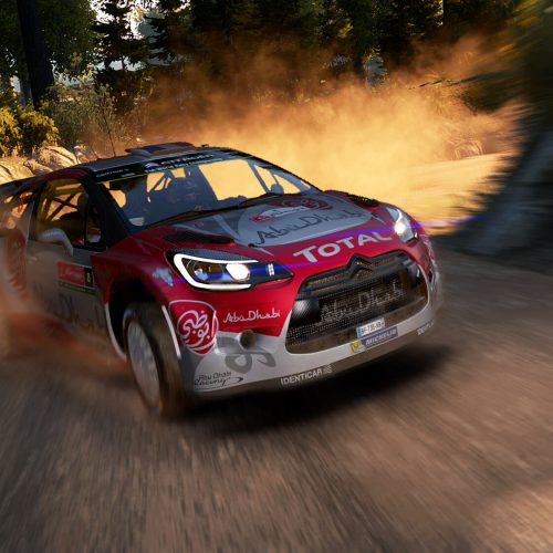 Racing game WRC 6 coming in March