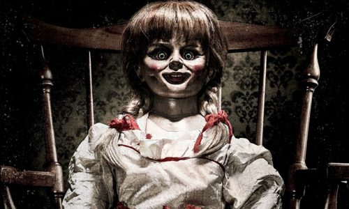 Annabelle stares into your soul with brand new 'Annabelle 2' image