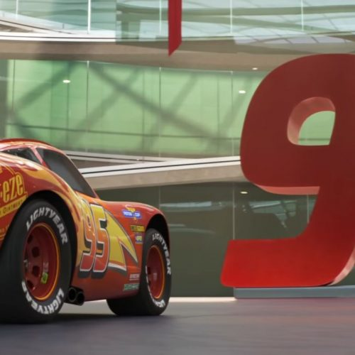 Extended sneak peek reveals more about McQueen's journey in Pixar's Cars 3