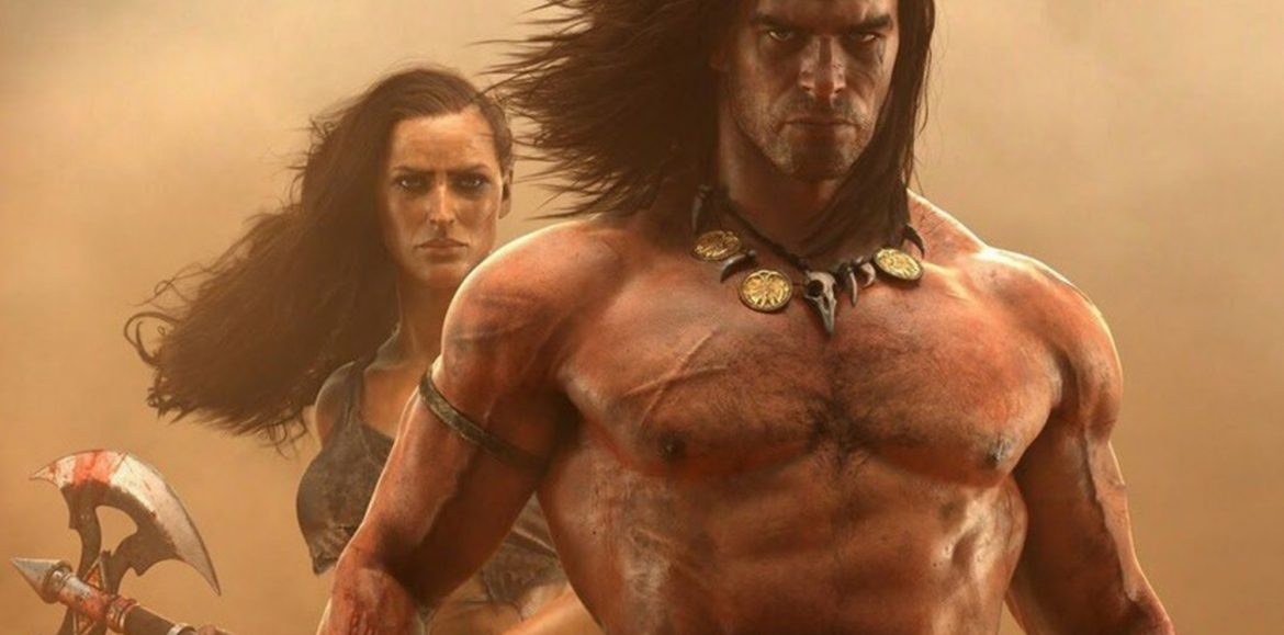 Conan Exiles is survival with a hint of Conan
