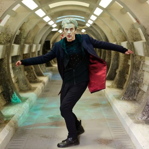 Peter Capaldi confirms he'll step down after 2017 Doctor Who Christmas Special