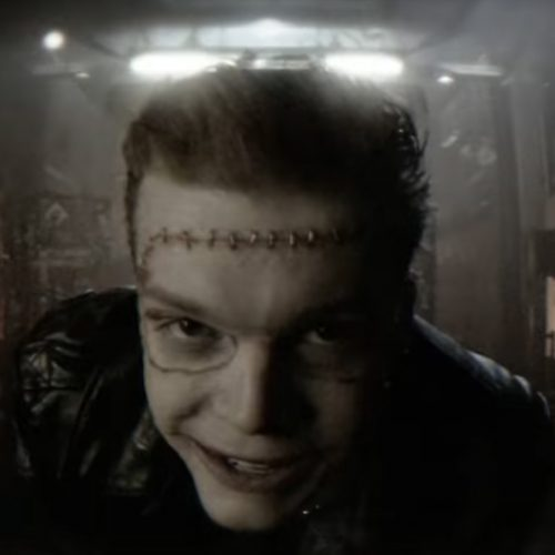 Cameron Monaghan shows off Jerome's new look in 'Gotham' photo