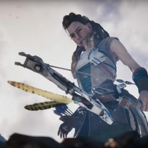 Horizon Zero Dawn gets an epic story trailer