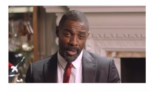 Idris Elba offers opportunity to 'pound his yams' for charity