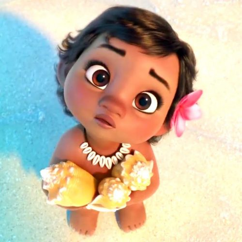 Go sing along with Moana in theaters this month