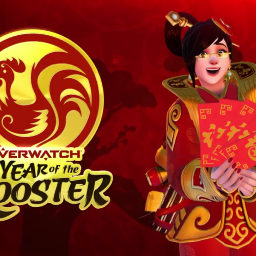 Overwatch: Year of the Rooster Seasonal Event announced
