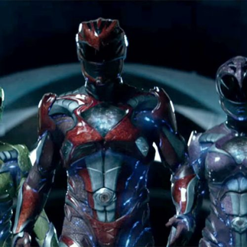 The new Power Rangers trailer is here and it's pretty damn awesome