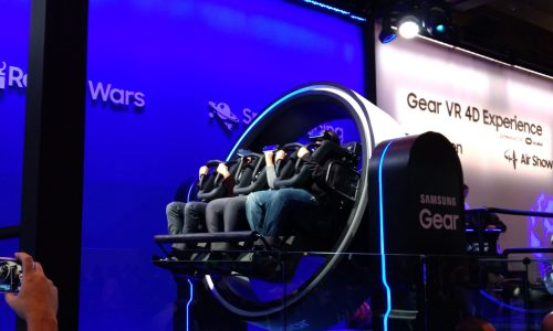 CES 2017: Samsung and others push VR