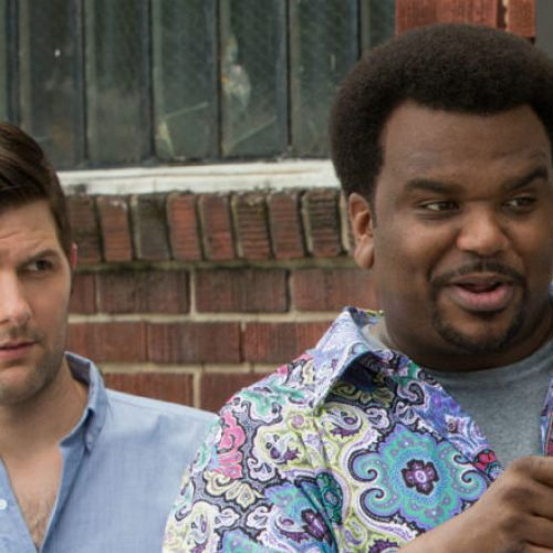 Craig Robinson/Adam Scott comedy 'Ghosted' given pilot order