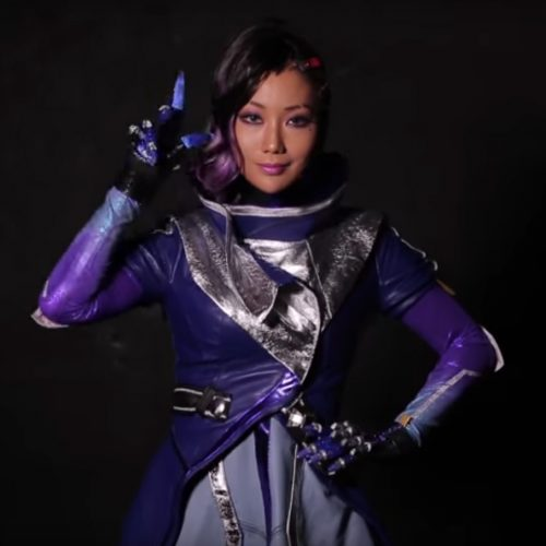 Korean cosplayer Pion Kim gets backlash for dressing up as Sombra, Overwatch's Mexican character