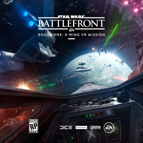 Star Wars Battlefront VR Mission transports you into a galaxy far, far away